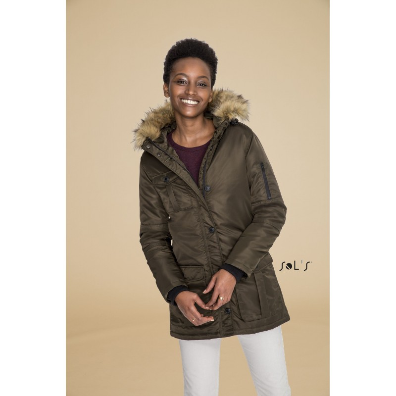 Parka-blouson Ryan women