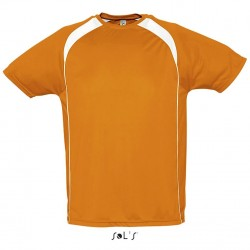 Tee-shirt-polyester Match