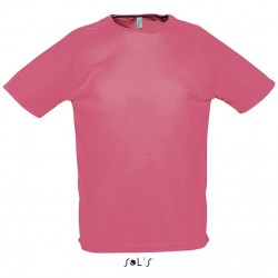 Tee-shirt-polyester Sporty