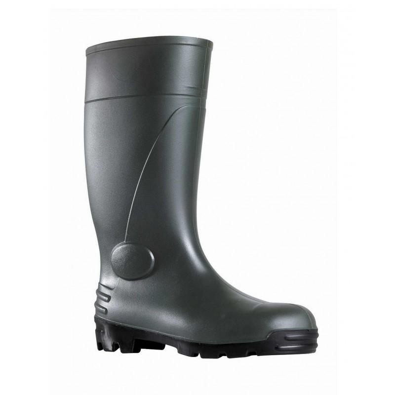 Chaussures-de-securite Bottes pvc - s5 sra