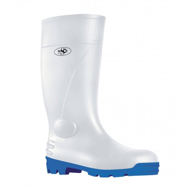 Chaussures-de-securite Bottes agro pvc - s5 ci sra