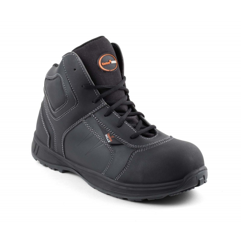 Chaussures-de-securite Black night top - s3 an src esd