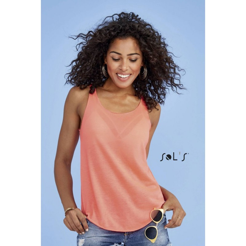 Tee-shirt-polyester Jade