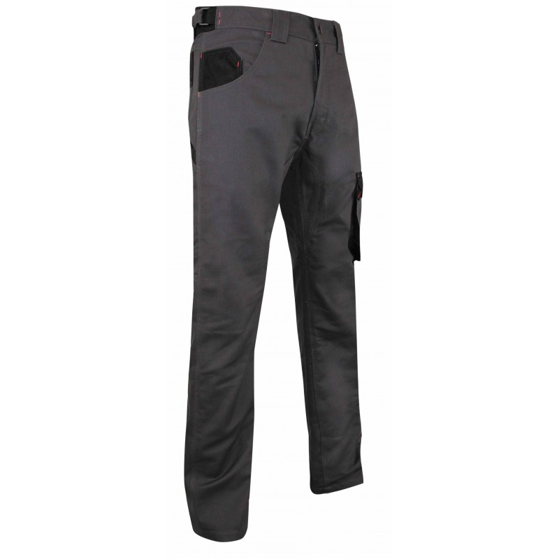 Pantalons-bermudas-jeans Ciment