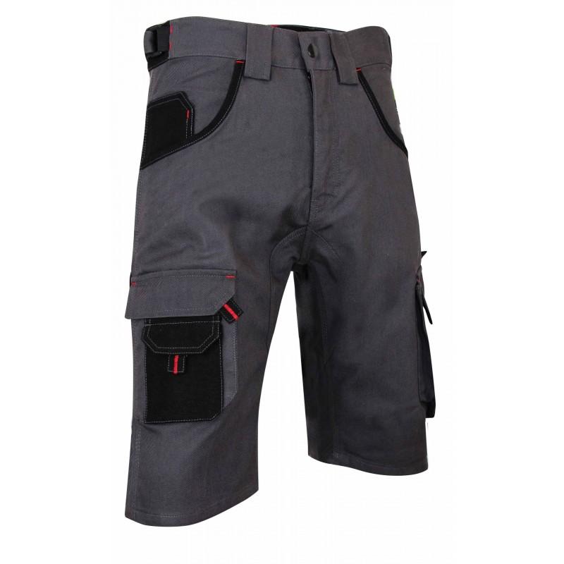 Pantalons-bermudas-jeans Calcaire