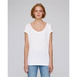T-shirt Stella Invents Slub