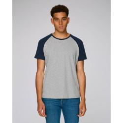 T-shirt Baseball Short Sleeve