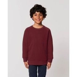 Crew-neck-sweatshirts Sweat col rond mini scouter