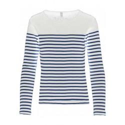 T-shirt Marinière Femme K386