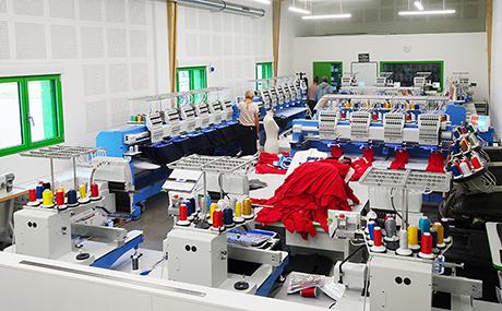 Copinew - Broderie sur textile
