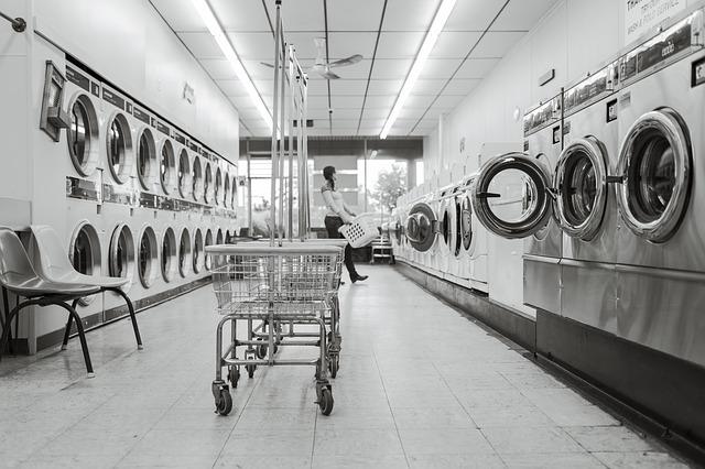 Lavage du textile personnalisé
