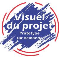 Visuel du projet et propotype