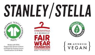 Stanley/Stella - Vêtements bio et premium