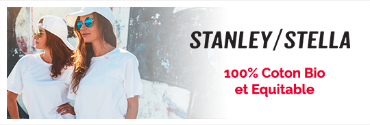 Stanley Stella - 100% Coton Bio