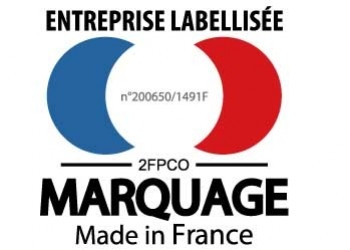 Label Marquage Made in France - Personnalisation Textile
